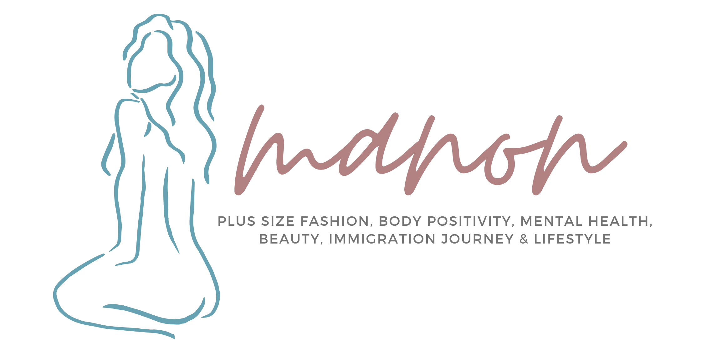 Manon Edwards Body Positive Blogger Los Angeles – France